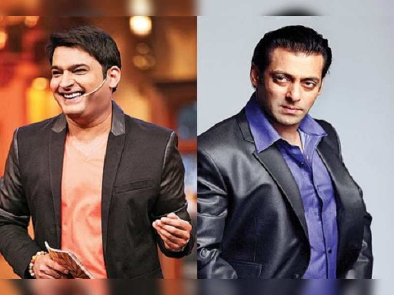 Kapil Sharma beats Salman Khan to become the most popular TV personality