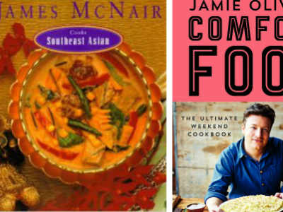 Chefs and their favourite cookbooks