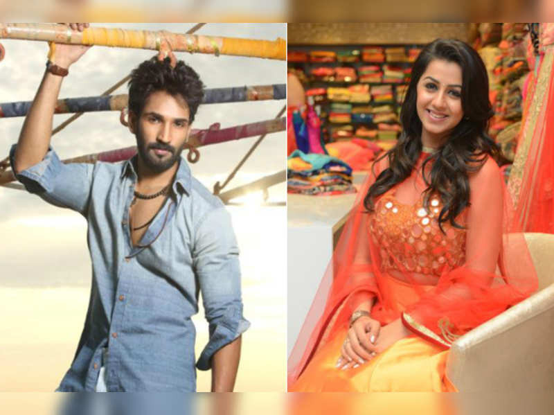 This time it's a fantasy film for Aadhi and Nikki Galrani