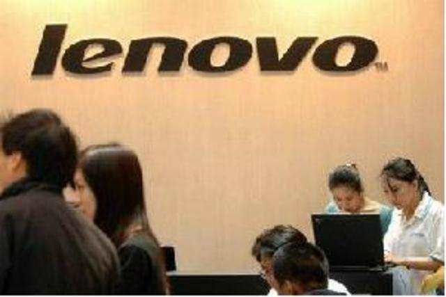 Lenovo booked a net loss of $128 million for the year ended March 31, which compared with a profit of $829 million the previous year and analysts' expectations for a loss of $123.6 million.