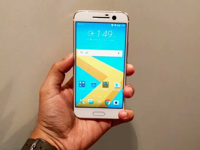 HTC 10: First impressions