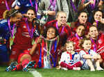 Lyon win Women's Champions League