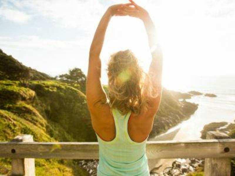 Healthy lifestyle key to cut breast cancer gene risk (Jordan Siemens/Getty Images)