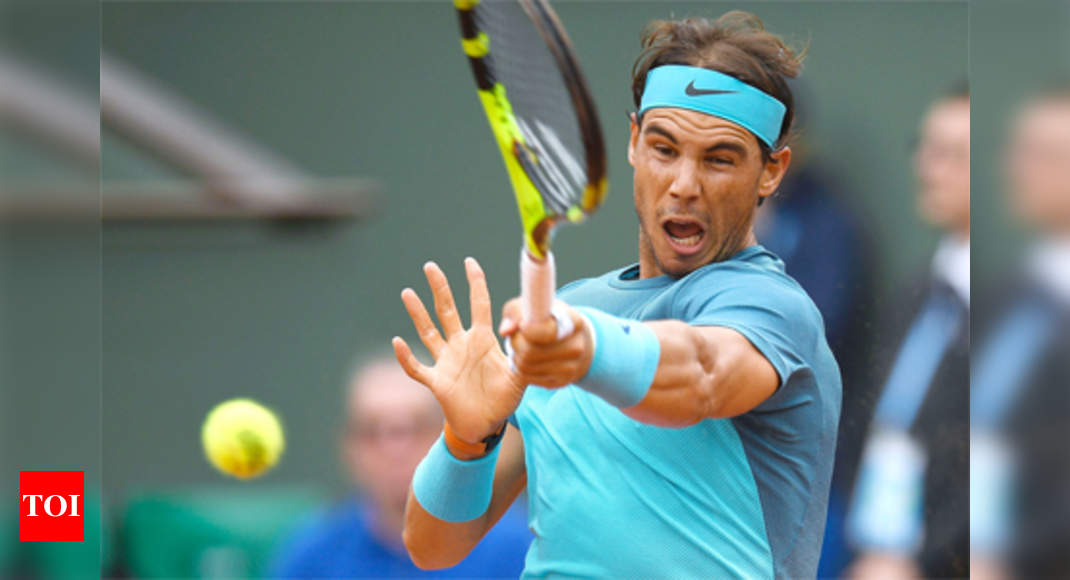 Rafael Nadal withdraws from French Open with wrist injury ...