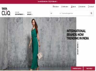 Tata Group enters e-commerce space with Tata Cliq