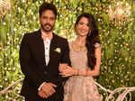 Aadarsh and Gulnar's wedding ceremony