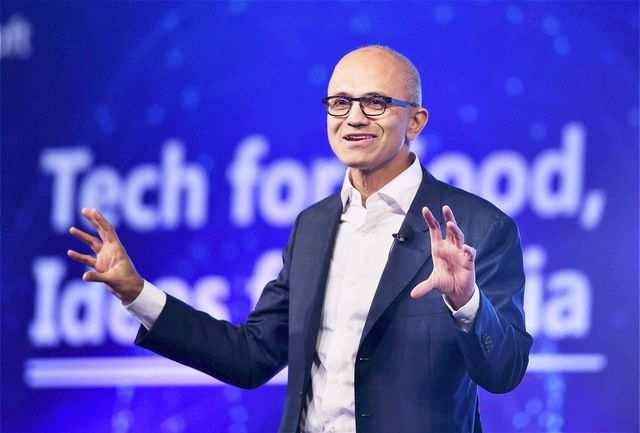 Microsoft CEO Satya Nadella has excellent sense of style, says designer Masaba Mantena