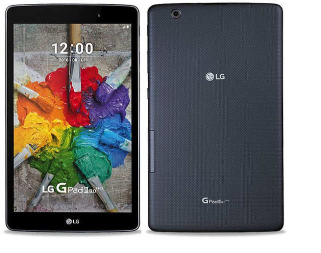 LG: LG G Pad III 8.0 tablet launched in Korea