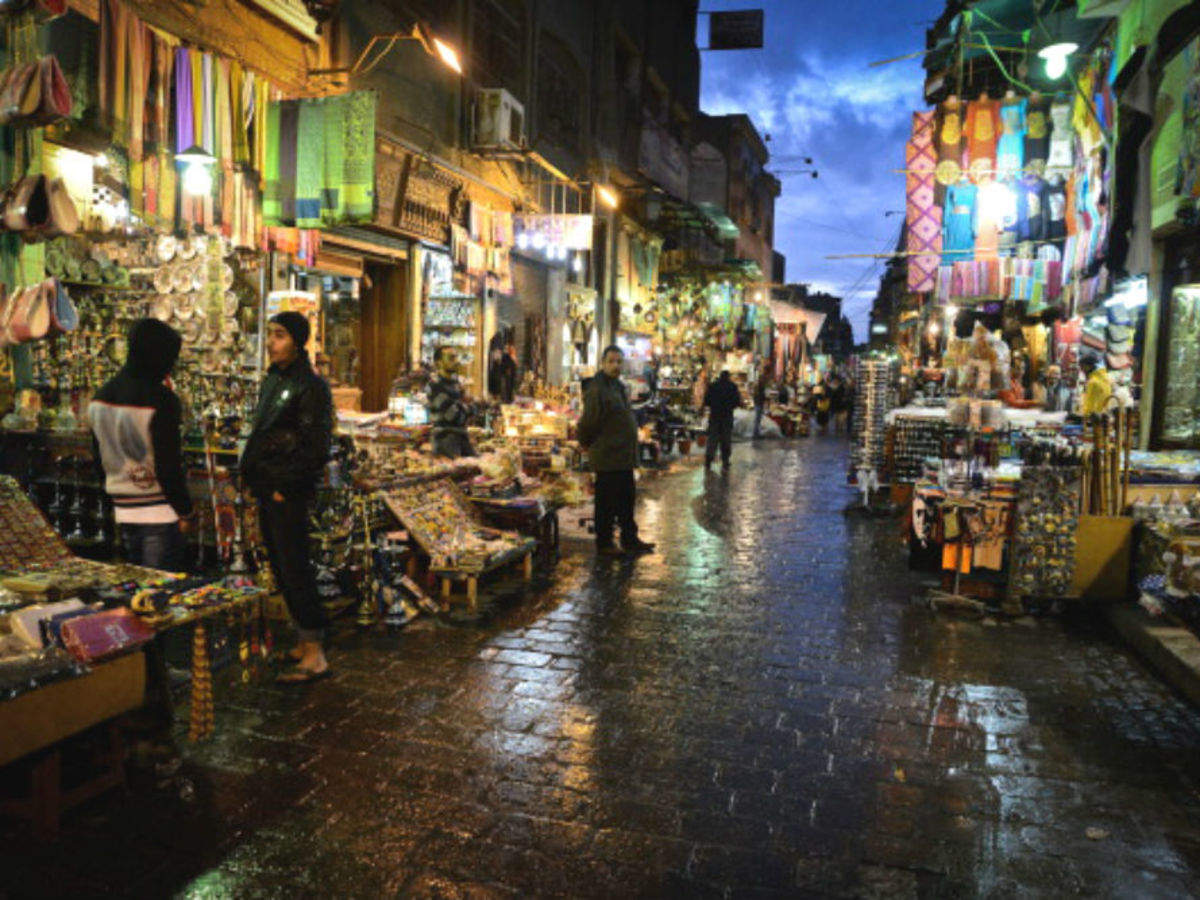 Khan el-Khalili Bazaar - Cairo: Get the Detail of Khan el-Khalili Bazaar on  Times of India Travel