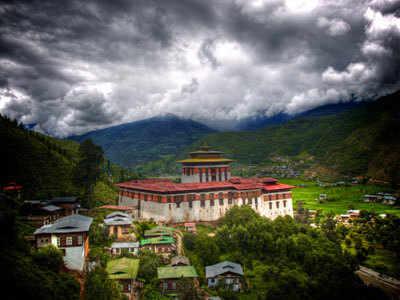 On a gourmet trail to Bhutan