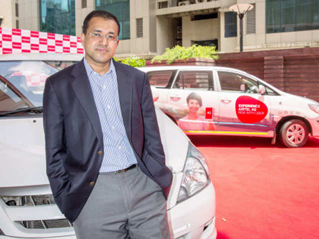 Uber is as big as Ola with 50% market share: India CEO Amit Jain