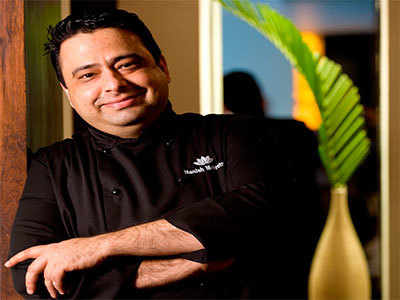 Why chef Manish Mehrotra finds solace in food