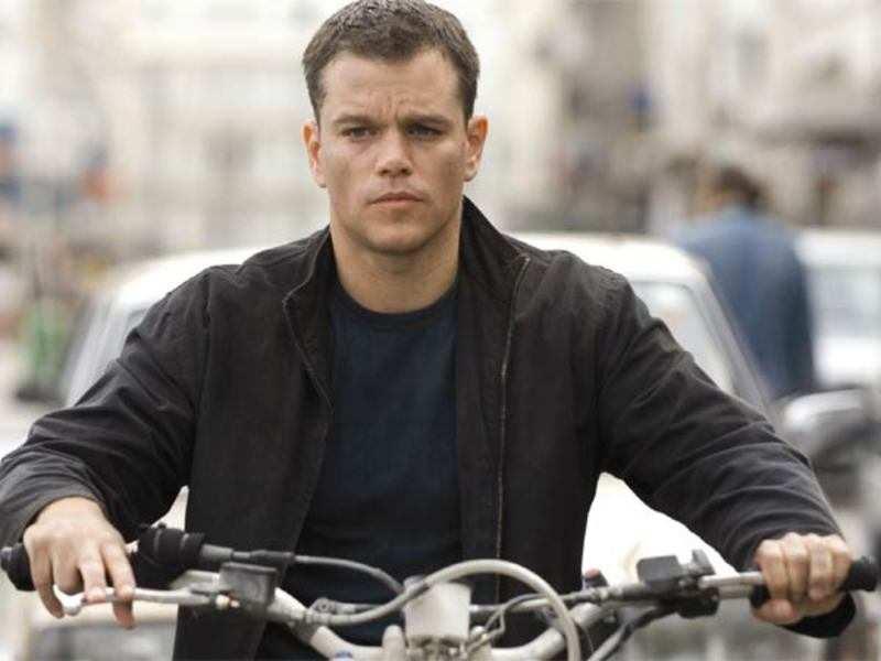 Fans made Matt Damon get back to playing Jason Bourne