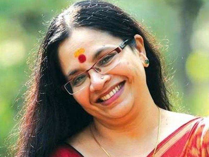 Bhagyalakshmi Gets Back To Acting After 35 Years Malayalam Movie News Times Of India