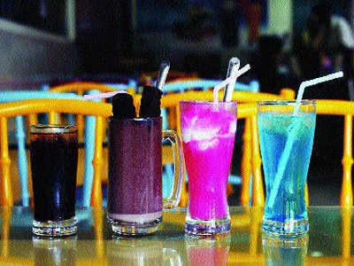 Try a jamun and paani puri shot before you bid adieu to summer