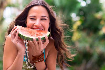 Go on a watermelon diet!