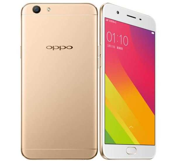 Oppo A59 smartphone