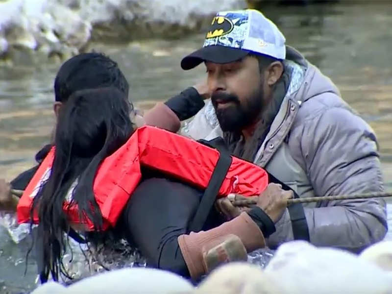 Rannvijay to the rescue; saves contestant from drowning on MTV Roadies X4