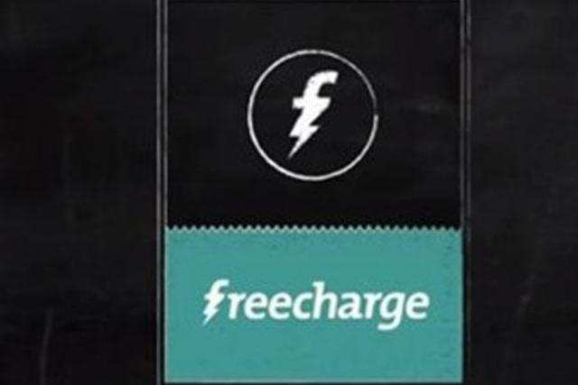 Freecharge accepted at more than 1 lakh merchants now