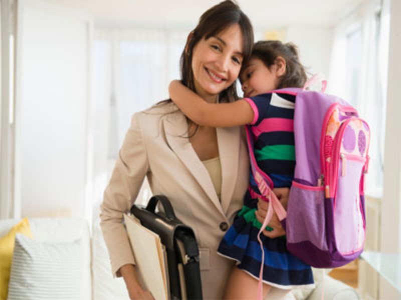 Why Indian working mothers make the best professionals (Jamie Grill/Getty Images)