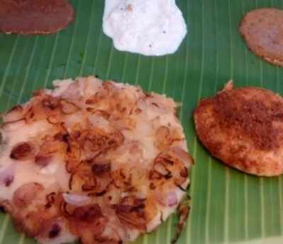 Experience the pulse of the city at Murugan Idli Shop