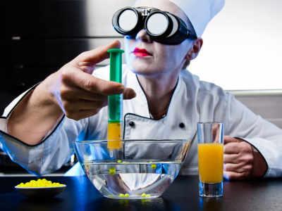 Is Molecular Gastronomy safe?