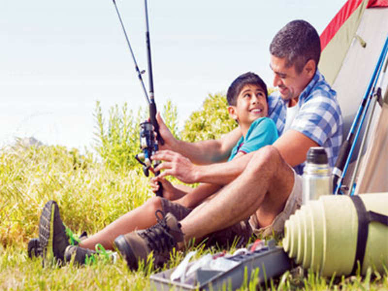 Adventure dads<br /> <br /> Image Courtesy: Thinkstock<br />