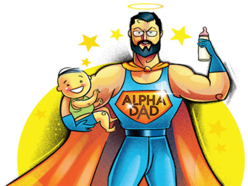 The rise of Alpha Dads