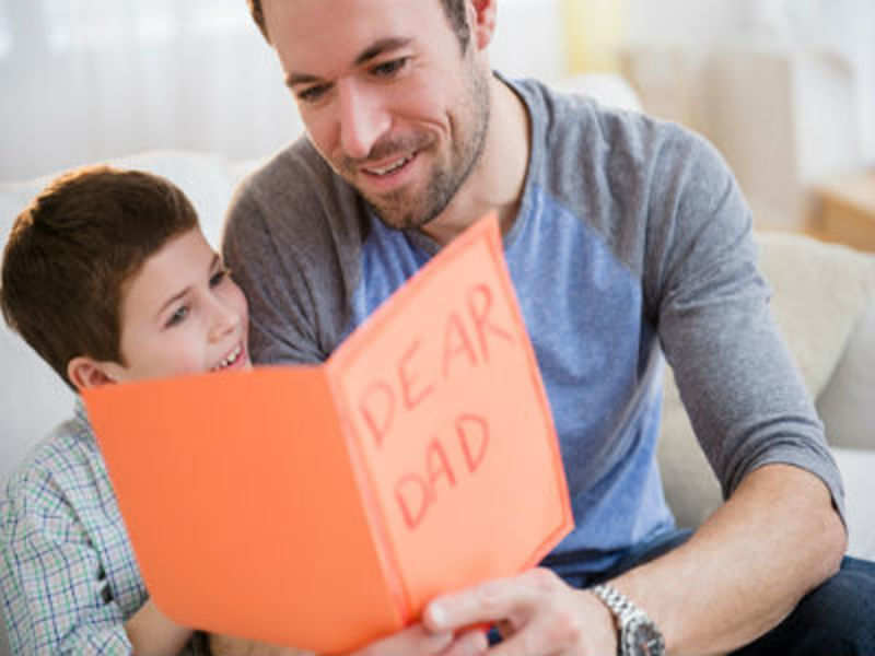 Quirky ways to celebrate Father's Day (Jamie Grill/Getty Images)