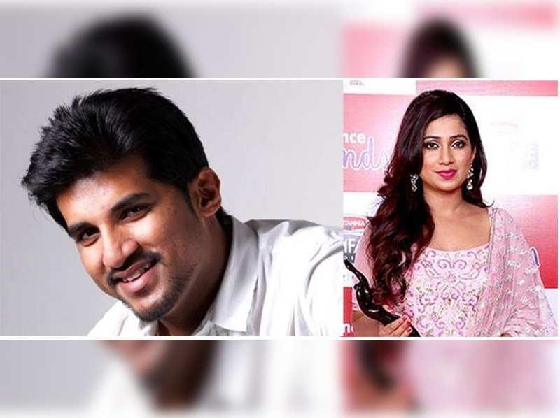 Shreya Ghoshal, Vijay Yesudas win Filmfare Best Playback Singers' Award!