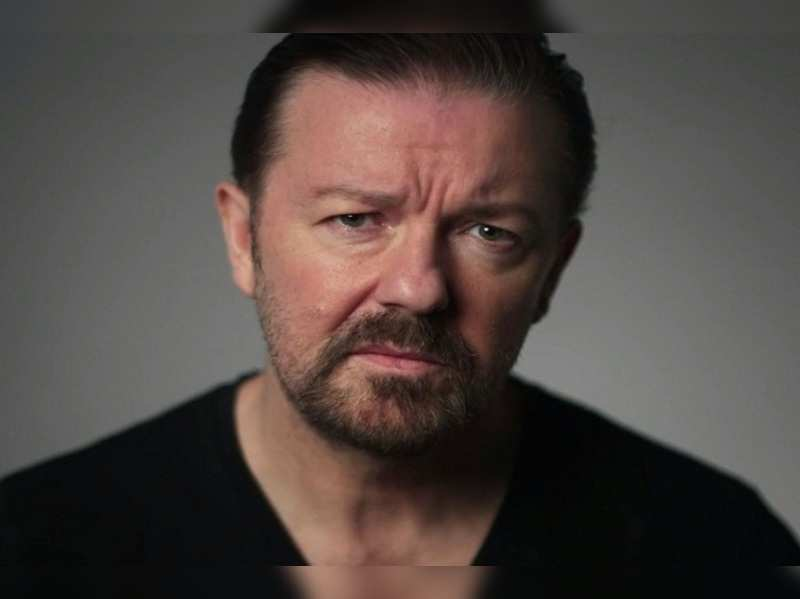 Ricky Gervais Attempts Celebrity Impressions In 30 Seconds Times