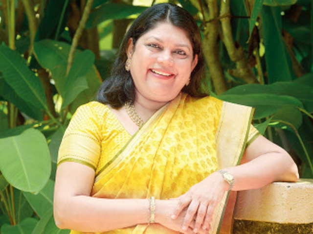 """""""Our revenues come from advertising, retail and brand surveys which we carry out and additional premium services that we list on the site which are a natural fit,"""" said Falguni Nayar, founder of Nykaa."""