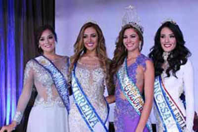 Shirley Atehortua Rios crowned Miss Mundo Colombia 2016