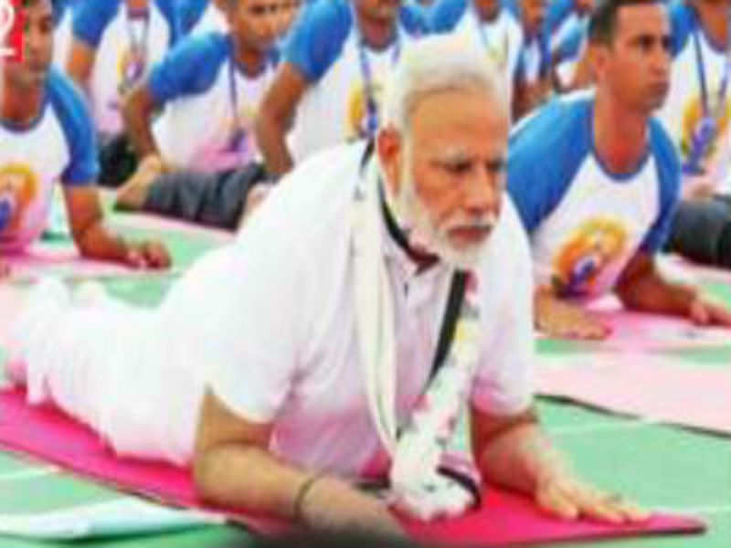 Yoga does not differentiate between rich and poor: Narendra Modi
