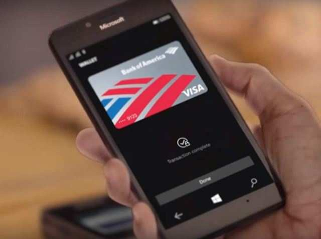 Microsoft launches mobile wallet in US