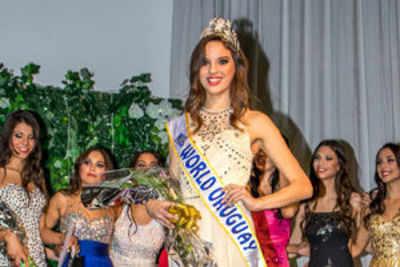 Romina Trotto crowned Nuestra Belleza Uruguay 2016
