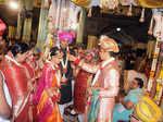 Yaduveer & Trishika's royal wedding