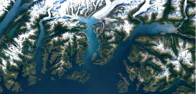Google claims that it is mining data from nearly a petabyte of Landsat imagery.