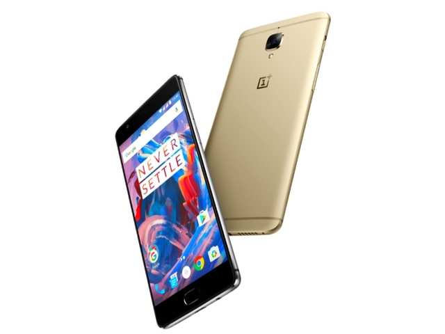 This is how OnePlus 3 Soft Gold version will look like
