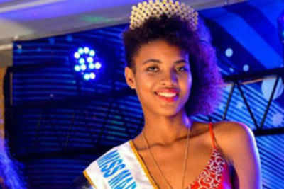 Samantha Todivelou Rodriguez crowned Miss World Madagascar 2016