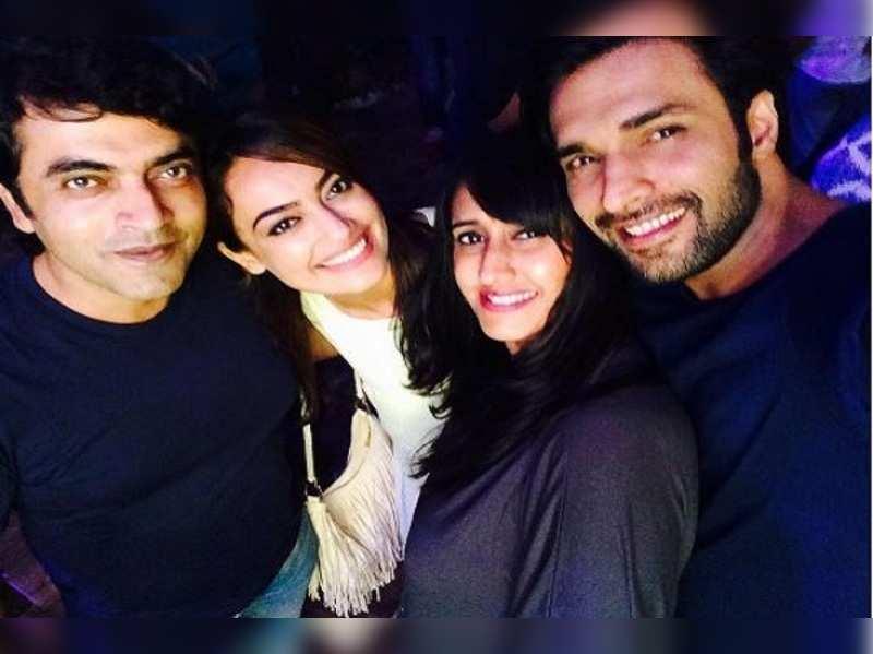 When 'Qubool Hai' actors Surbhi Jyoti, Shaleen reunited