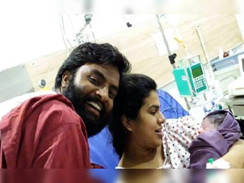 Telugu Film Industry Hemachandra And Sravana Bhargavi Are Now Proud Parents Times Of India
