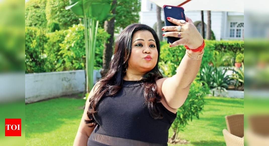 look and A birthday Bharti Singh