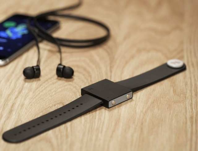 This wearable subwoofer lets you feel the music, literally