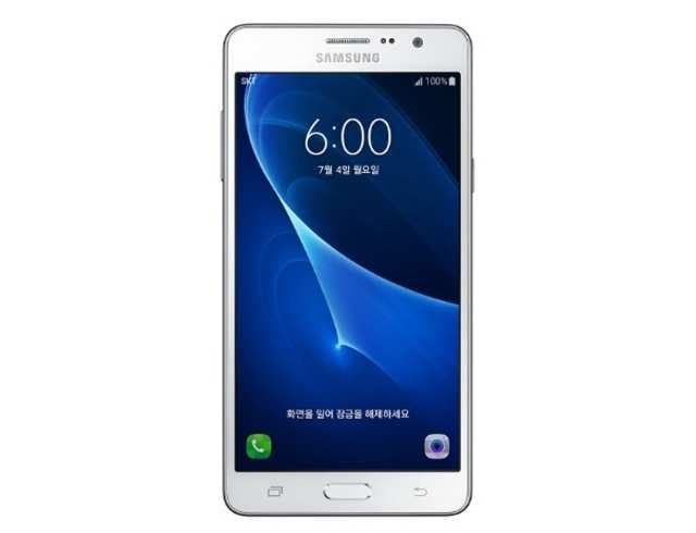 Samsung Galaxy Wide with Android Marshmallow launched in South Korea