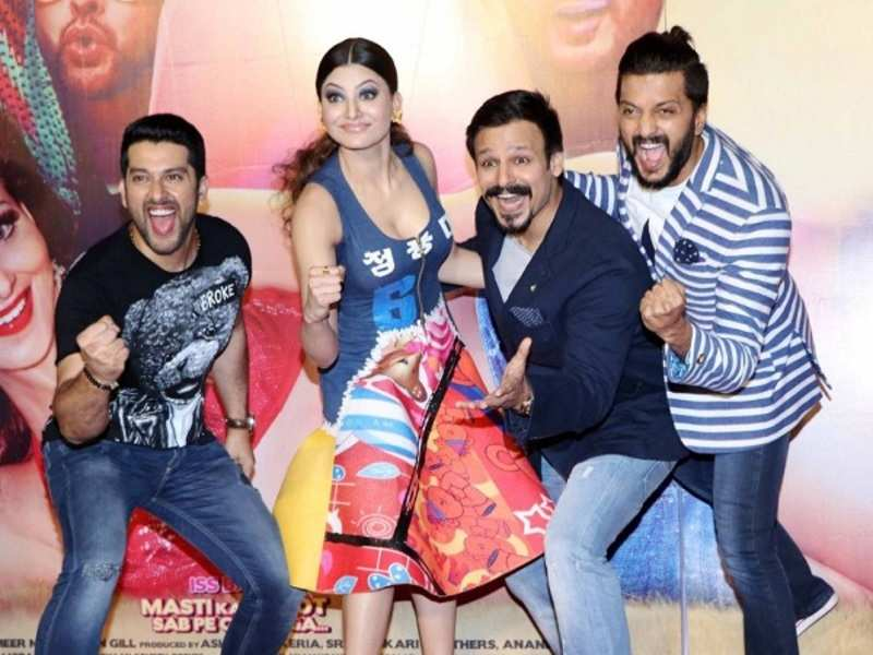 Great Grand Masti's release preponed by a week