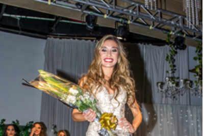 Mellina Carballo to represent Uruguay at Miss Grand International 2016