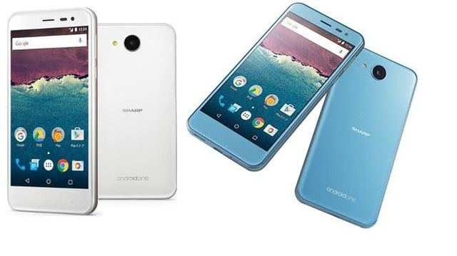 Sharp launches Aquos 507SH Android One smartphone in Japan