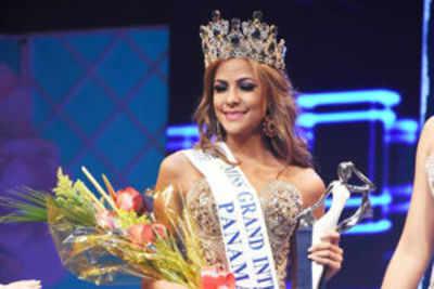 Miss Grand Panama 2016 is Selena Santamaria