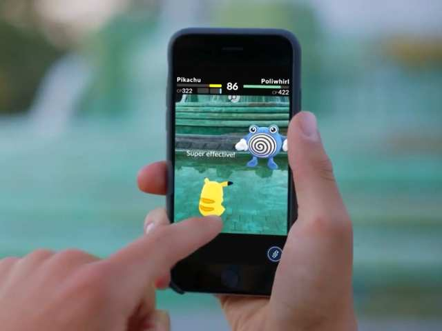Pokémon GO: iOS users need to give full access to Google account